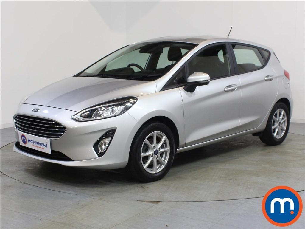 Ford Fiesta Zetec - Stock Number 1071143 Passenger side front corner
