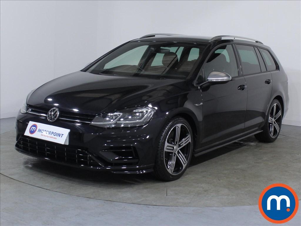 Volkswagen Golf R - Stock Number 1066240 Passenger side front corner