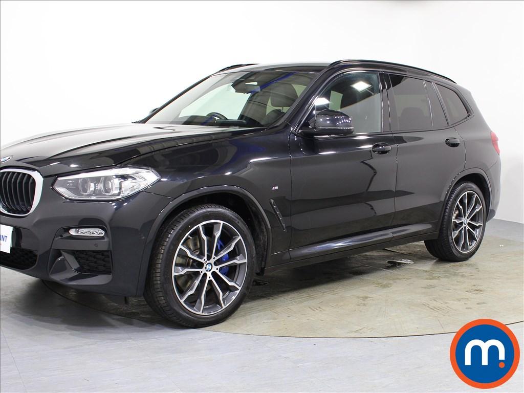 BMW X3 M Sport - Stock Number 1068554 Passenger side front corner