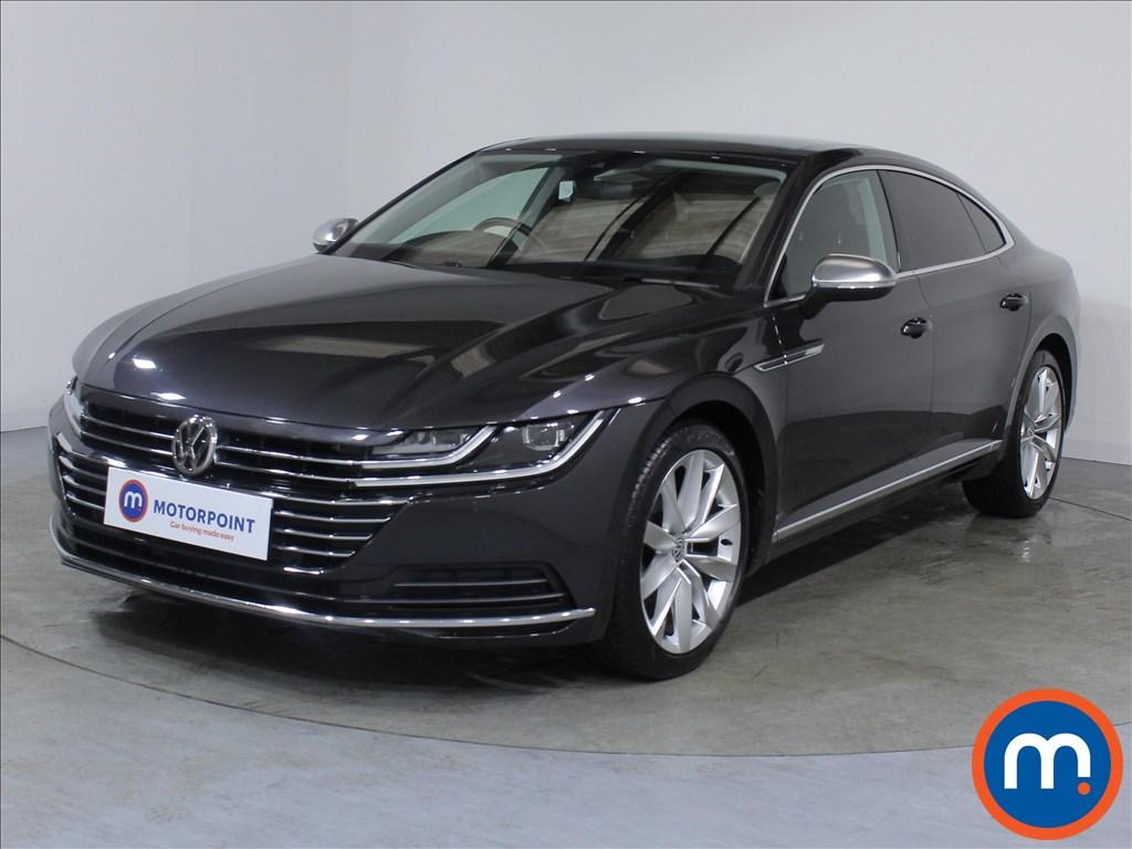 Volkswagen Arteon Elegance - Stock Number 1067602 Passenger side front corner