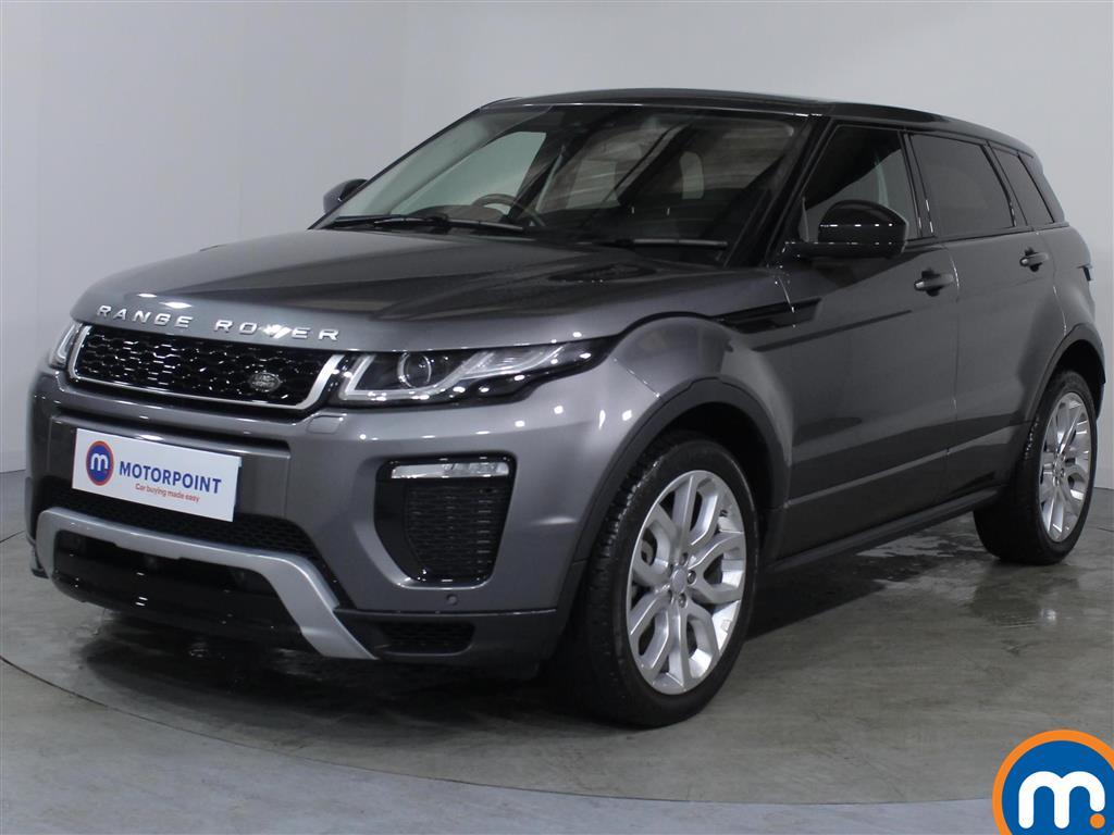 Land Rover Range Rover Evoque HSE Dynamic - Stock Number 1065409 Passenger side front corner
