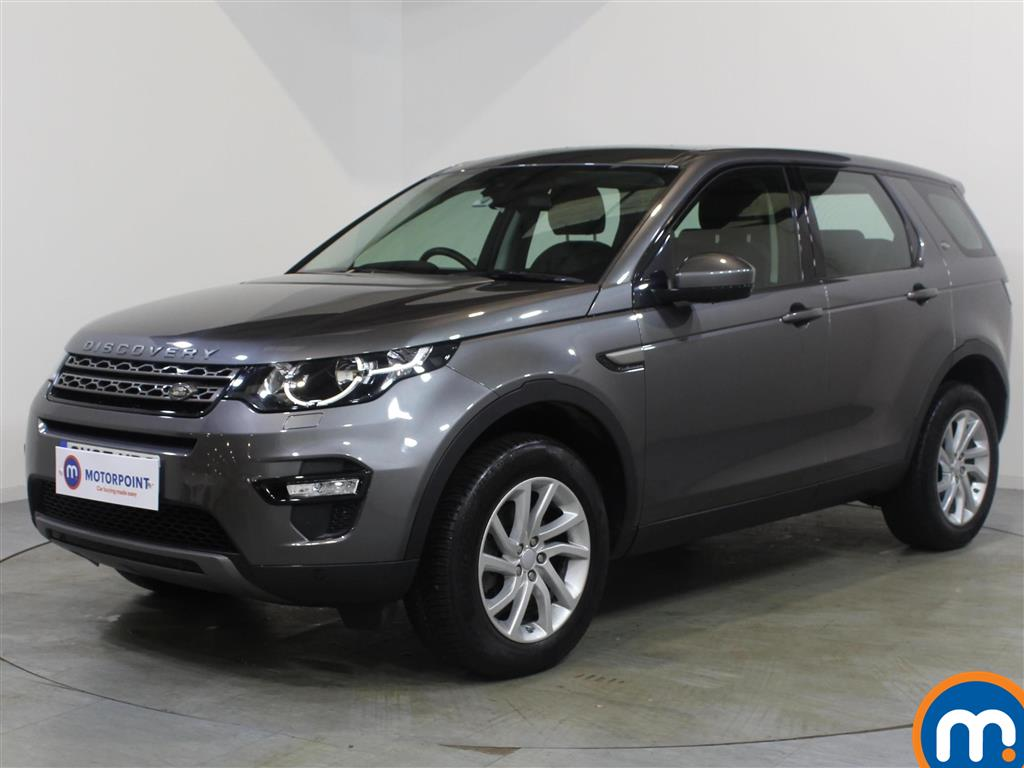 Land Rover Discovery Sport SE Tech - Stock Number 1065894 Passenger side front corner