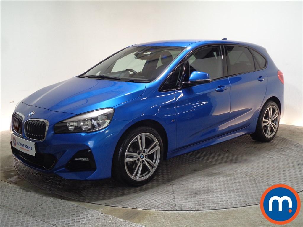 BMW 2 Series M Sport - Stock Number 1069899 Passenger side front corner