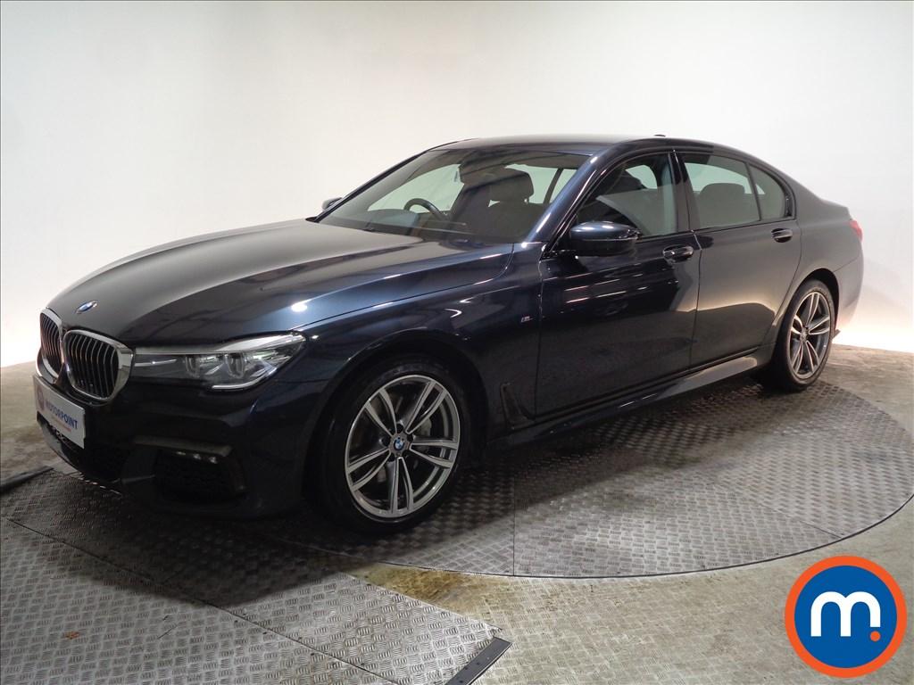 BMW 7 Series M Sport - Stock Number 1067878 Passenger side front corner