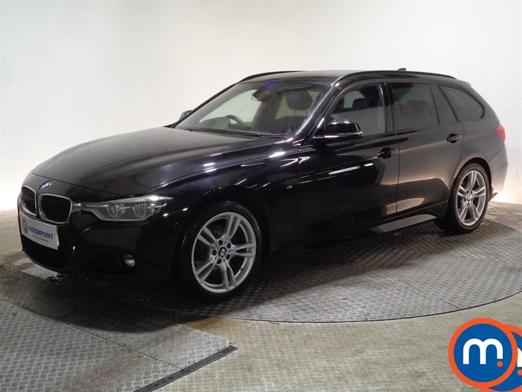 BMW 3 Series M Sport - Stock Number 1069990 Passenger side front corner