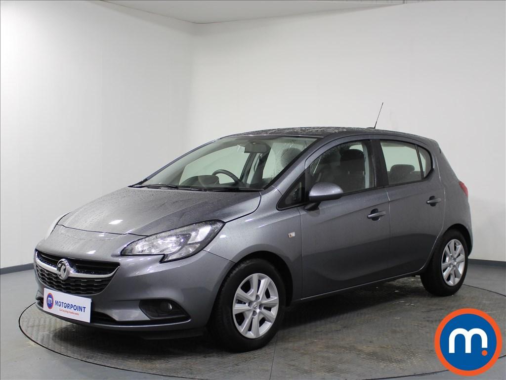 Vauxhall Corsa Design - Stock Number 1071113 Passenger side front corner