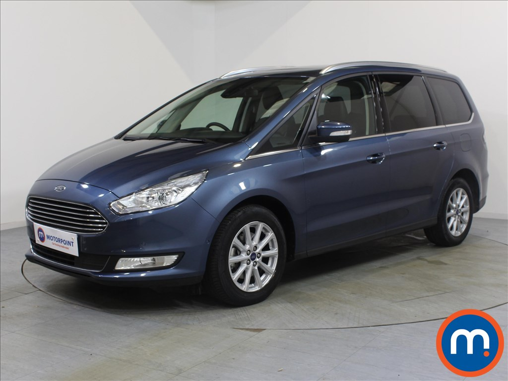 Ford Galaxy Titanium X - Stock Number 1066259 Passenger side front corner