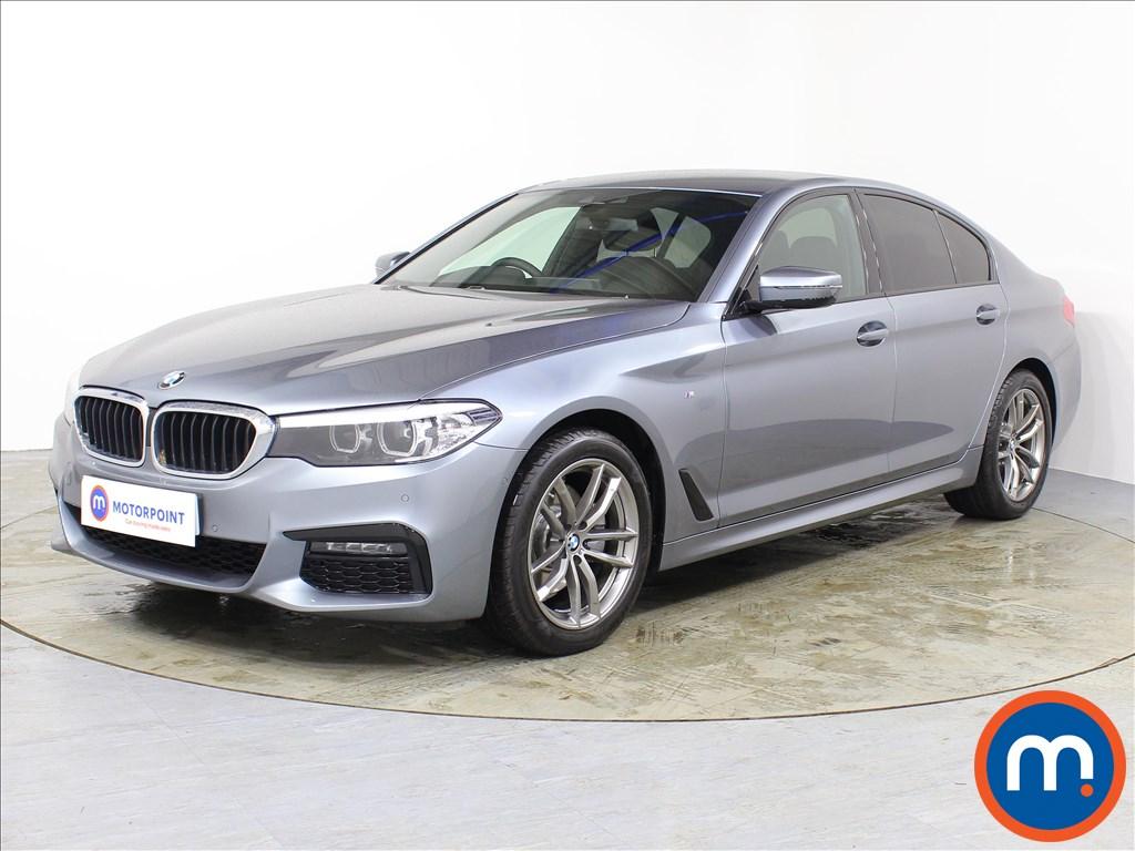 BMW 5 Series M Sport - Stock Number 1065362 Passenger side front corner