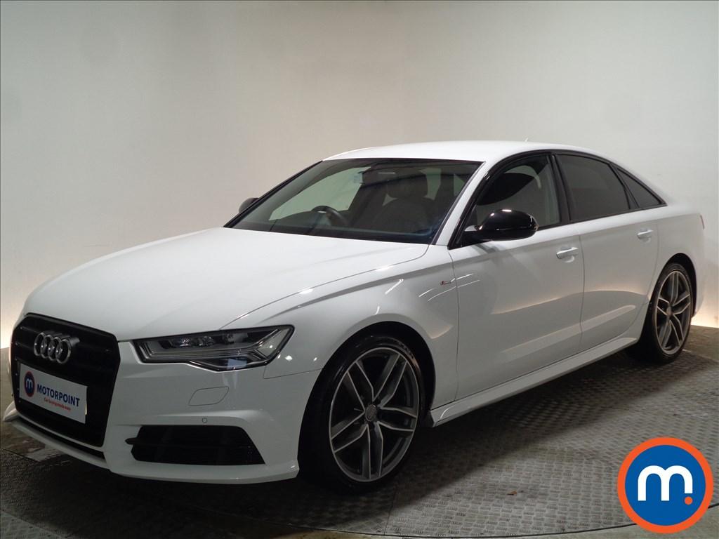 Audi A6 Black Edition - Stock Number 1068373 Passenger side front corner