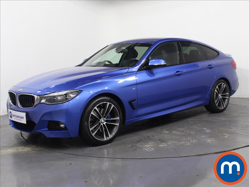 BMW 3 Series M Sport - Stock Number 1053097 Passenger side front corner