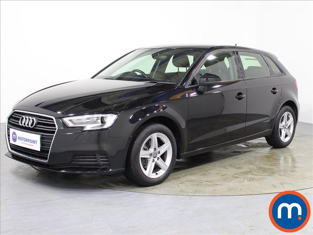 Audi A3 SE Technik - Stock Number 1066594 Passenger side front corner