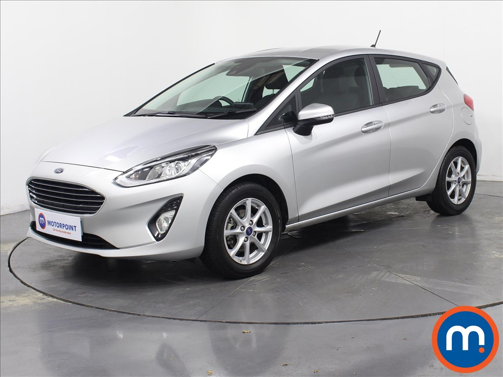 Ford Fiesta Zetec - Stock Number 1065495 Passenger side front corner
