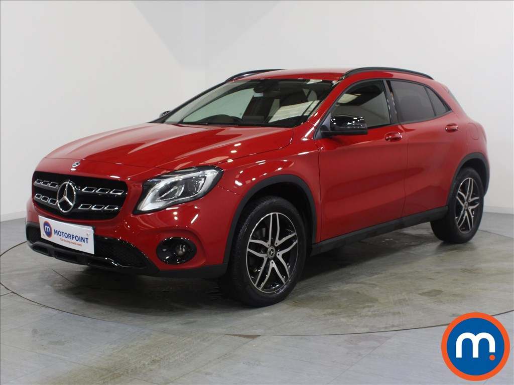 Mercedes-Benz Gla Class Urban Edition - Stock Number 1071832 Passenger side front corner
