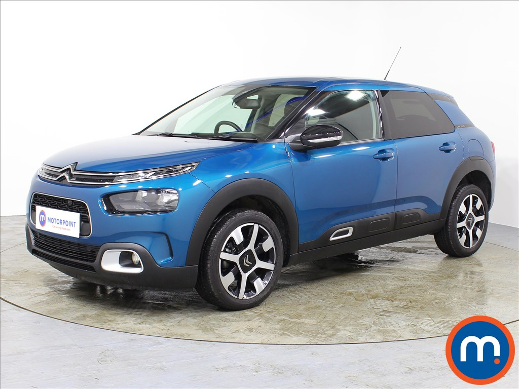 Citroen C4 Cactus Flair - Stock Number 1069332 Passenger side front corner