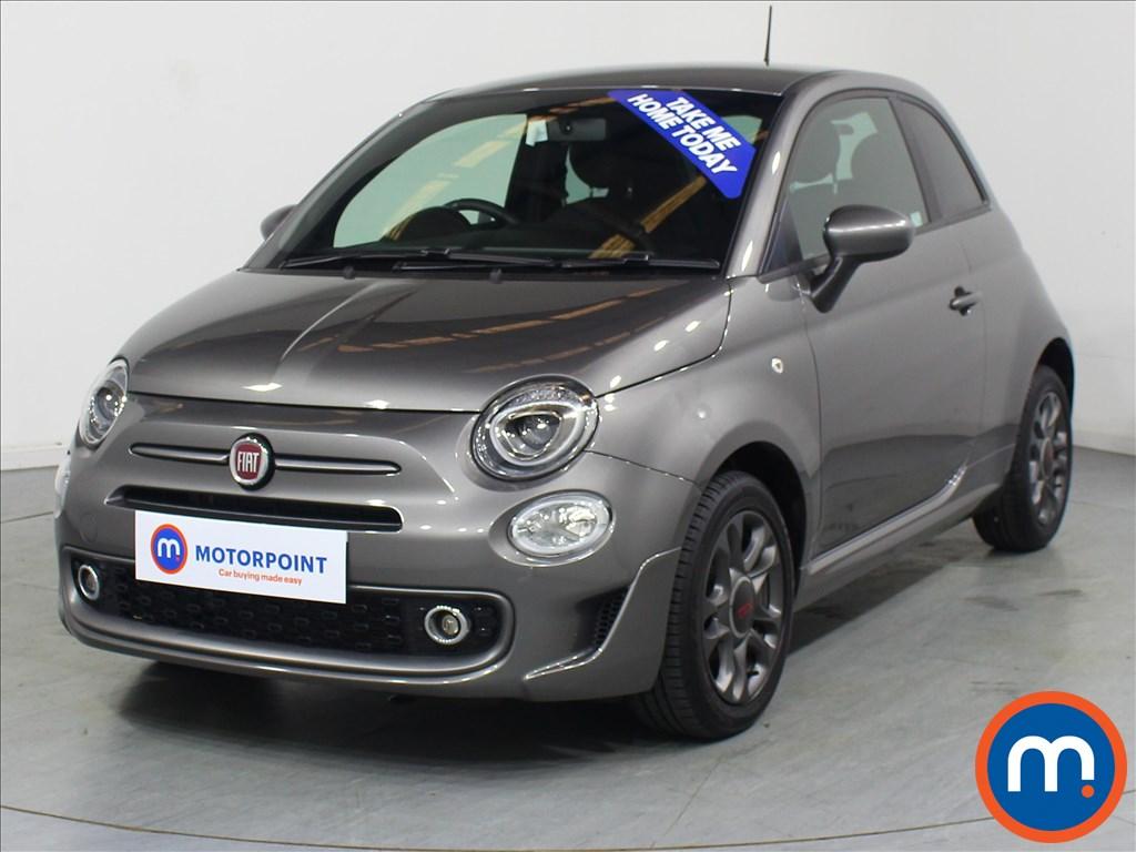 Fiat 500 S - Stock Number 1065180 Passenger side front corner