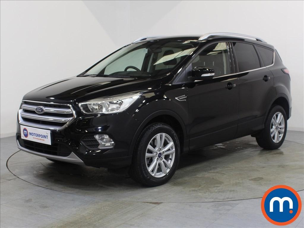 Ford Kuga Zetec - Stock Number 1071222 Passenger side front corner