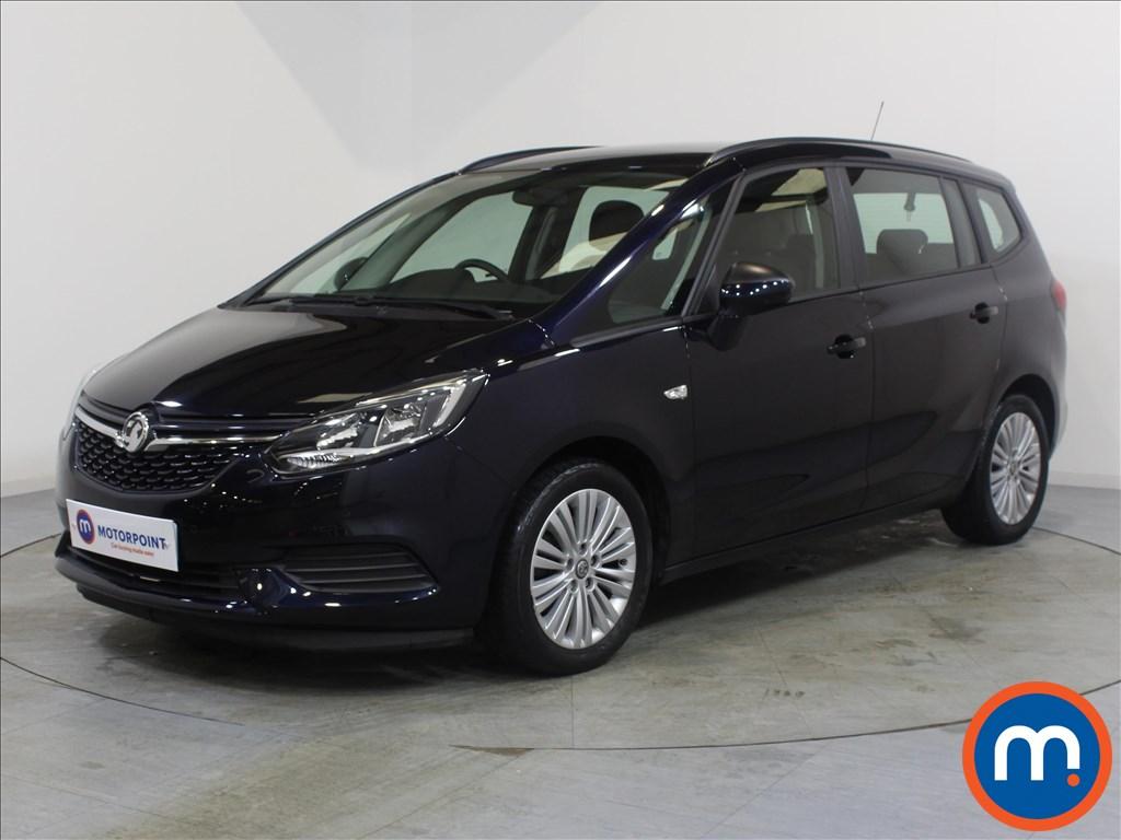 Vauxhall Zafira Design - Stock Number 1069661 Passenger side front corner