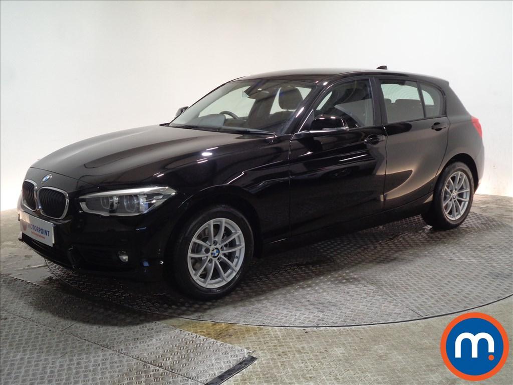 BMW 1 Series SE Business - Stock Number 1066596 Passenger side front corner