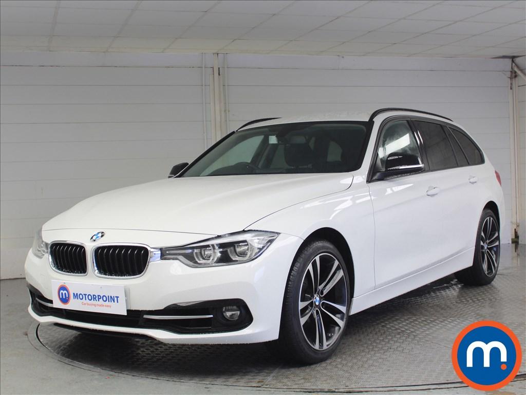 BMW 3 Series Sport - Stock Number 1065038 Passenger side front corner