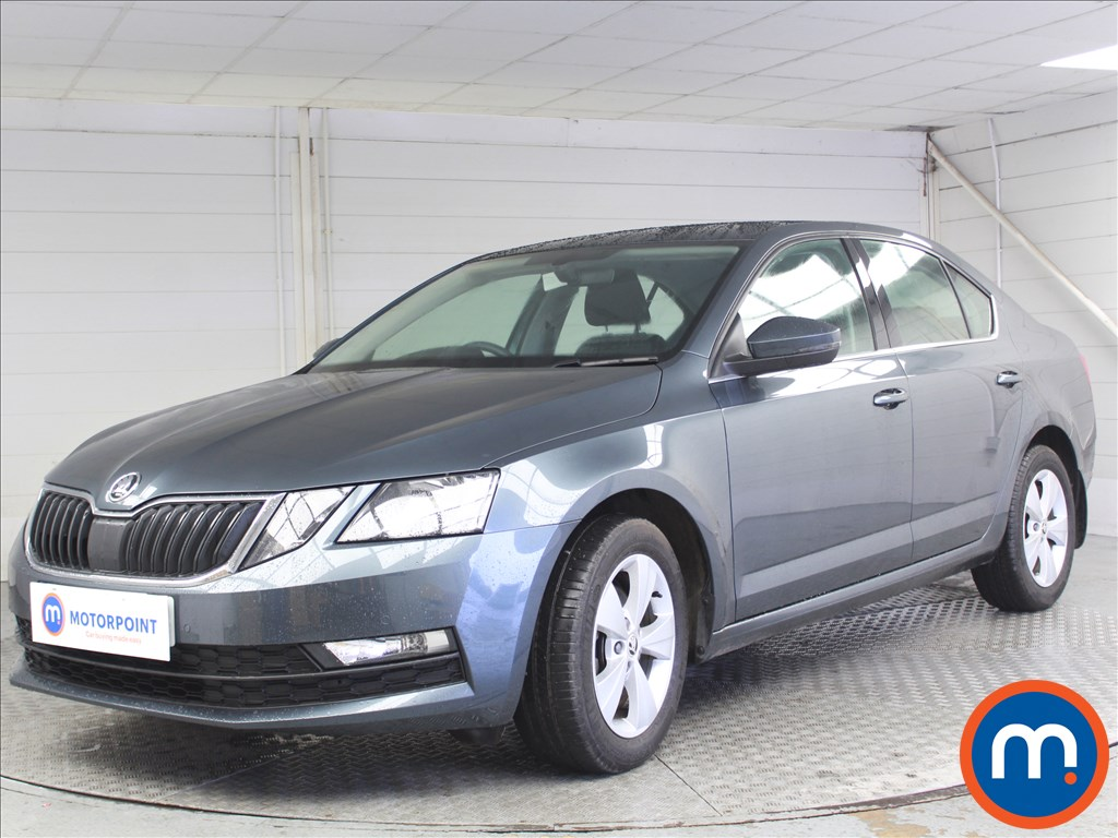 Skoda Octavia SE Technology - Stock Number 1069459 Passenger side front corner