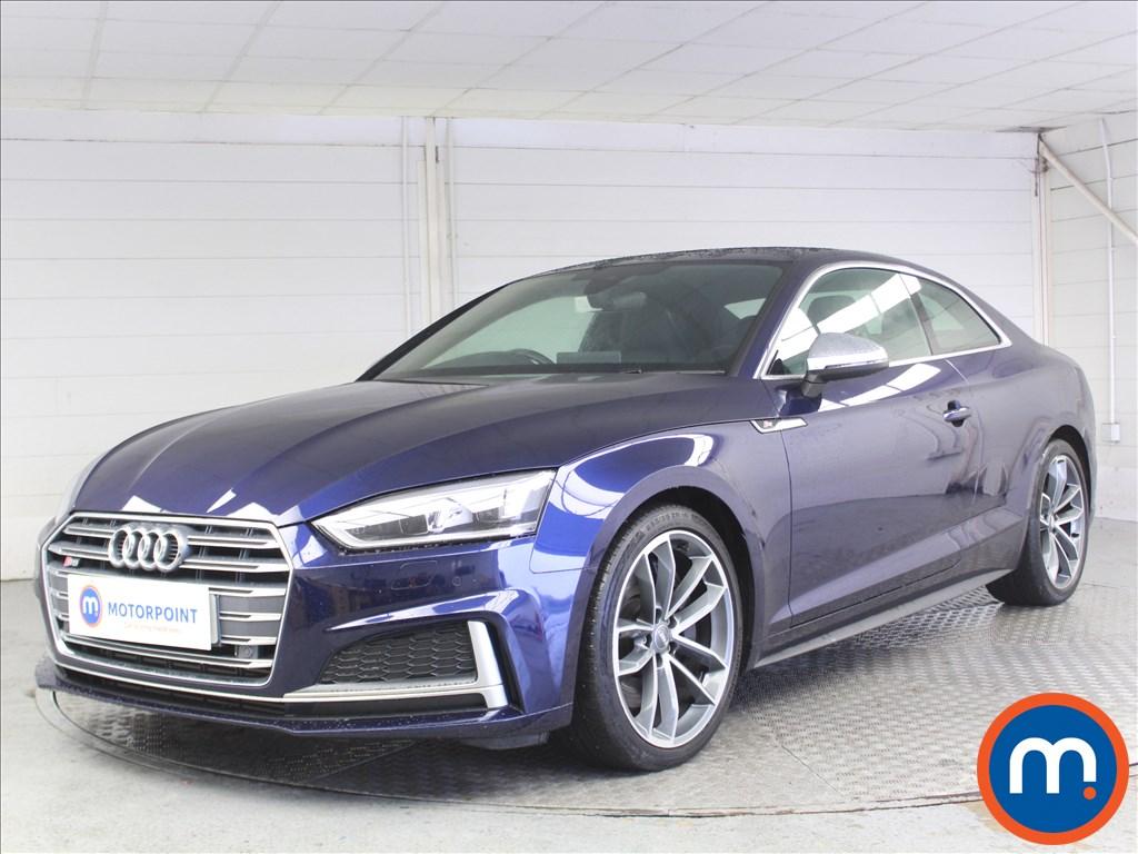 Audi A5 S5 - Stock Number 1068920 Passenger side front corner