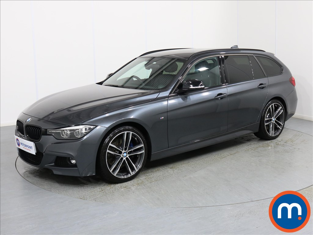 BMW 3 Series M Sport Shadow Edition - Stock Number 1059909 Passenger side front corner