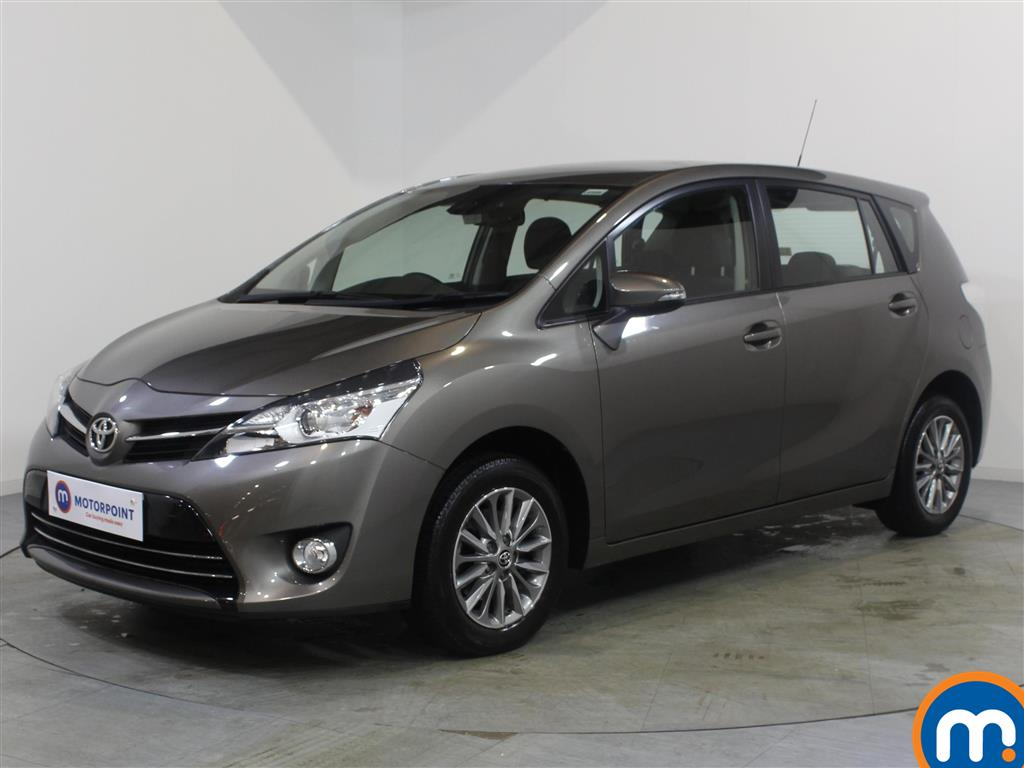 Toyota Verso Icon - Stock Number 1071741 Passenger side front corner