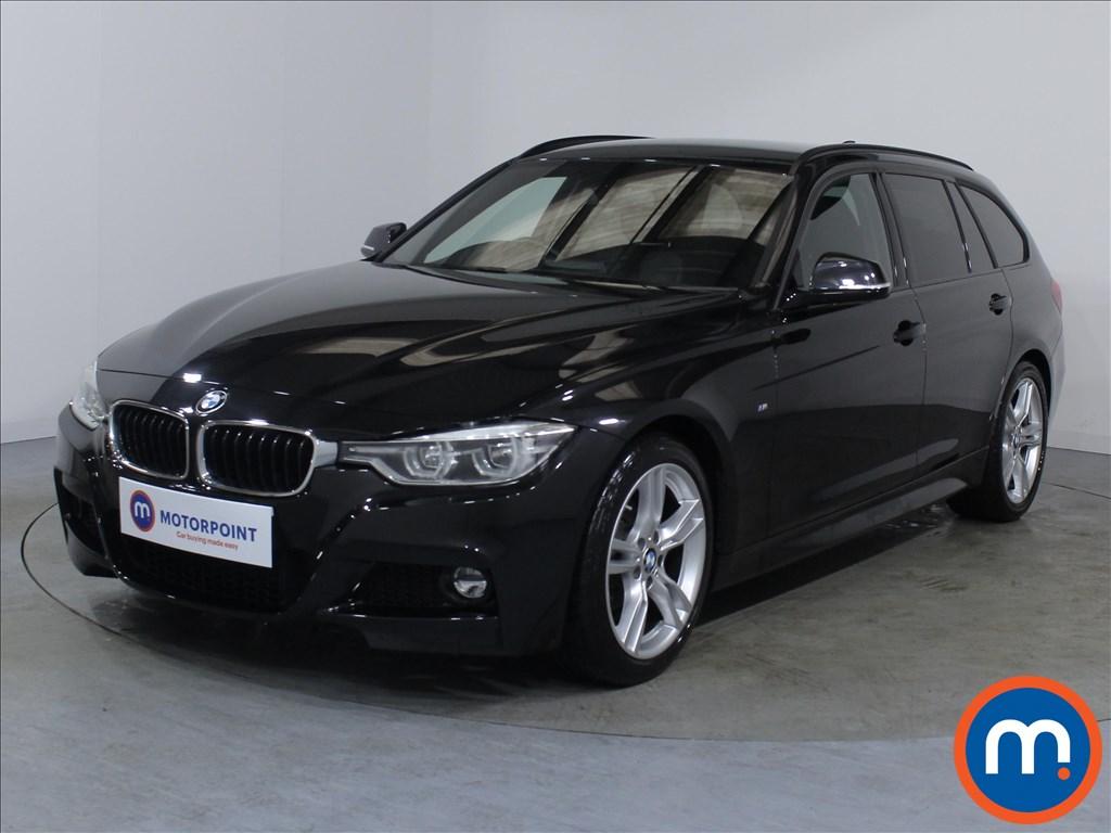 BMW 3 Series M Sport - Stock Number 1069783 Passenger side front corner