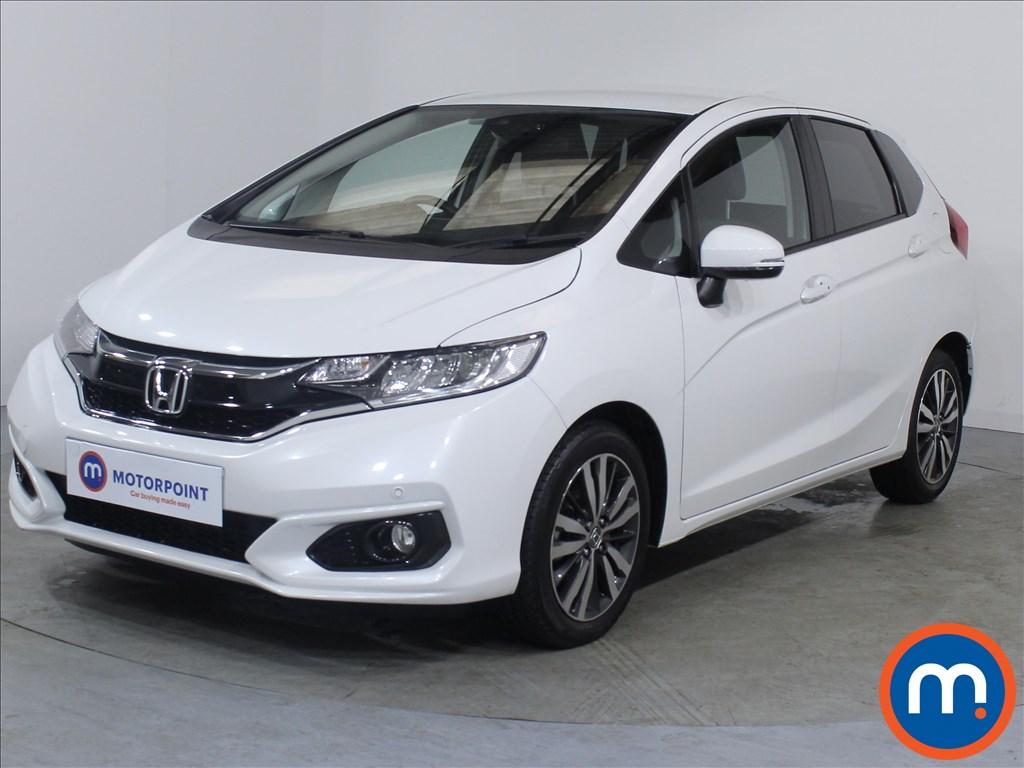 Honda Jazz EX Navi - Stock Number 1064421 Passenger side front corner