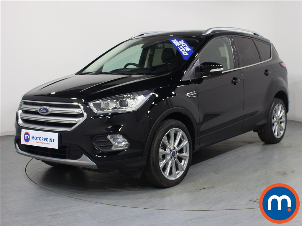 Ford Kuga Titanium X Edition - Stock Number 1062791 Passenger side front corner