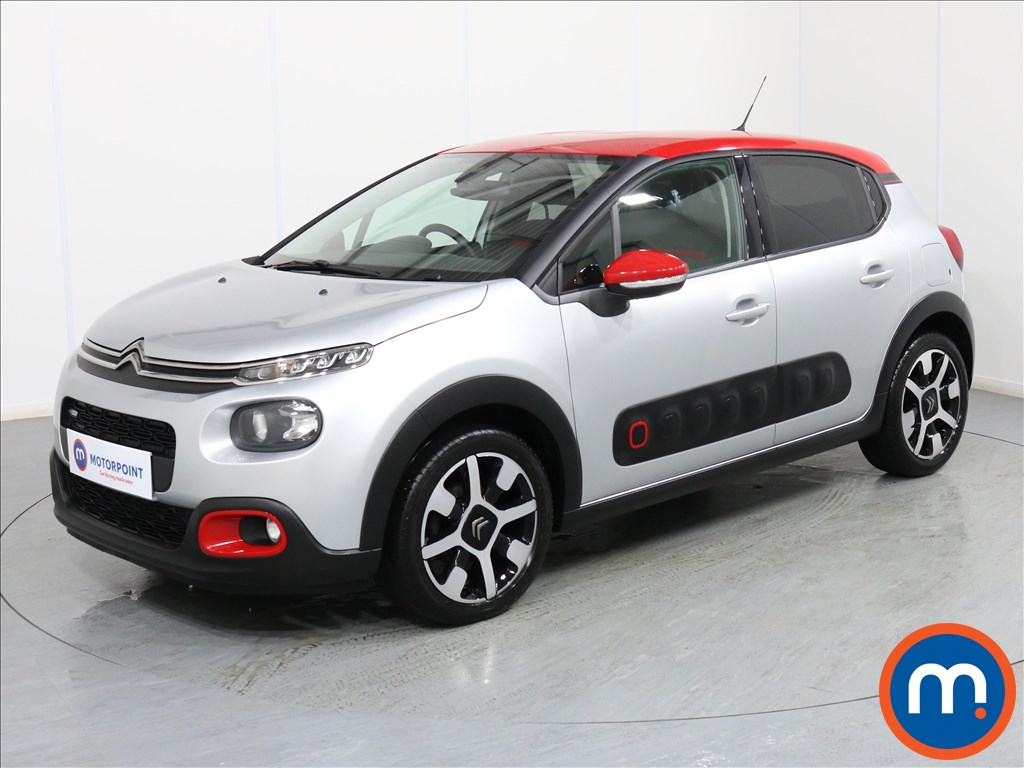 Citroen C3 Flair Nav Edition - Stock Number 1069000 Passenger side front corner