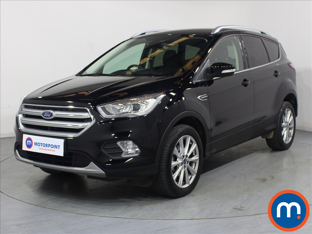 Ford Kuga Titanium Edition - Stock Number 1067204 Passenger side front corner