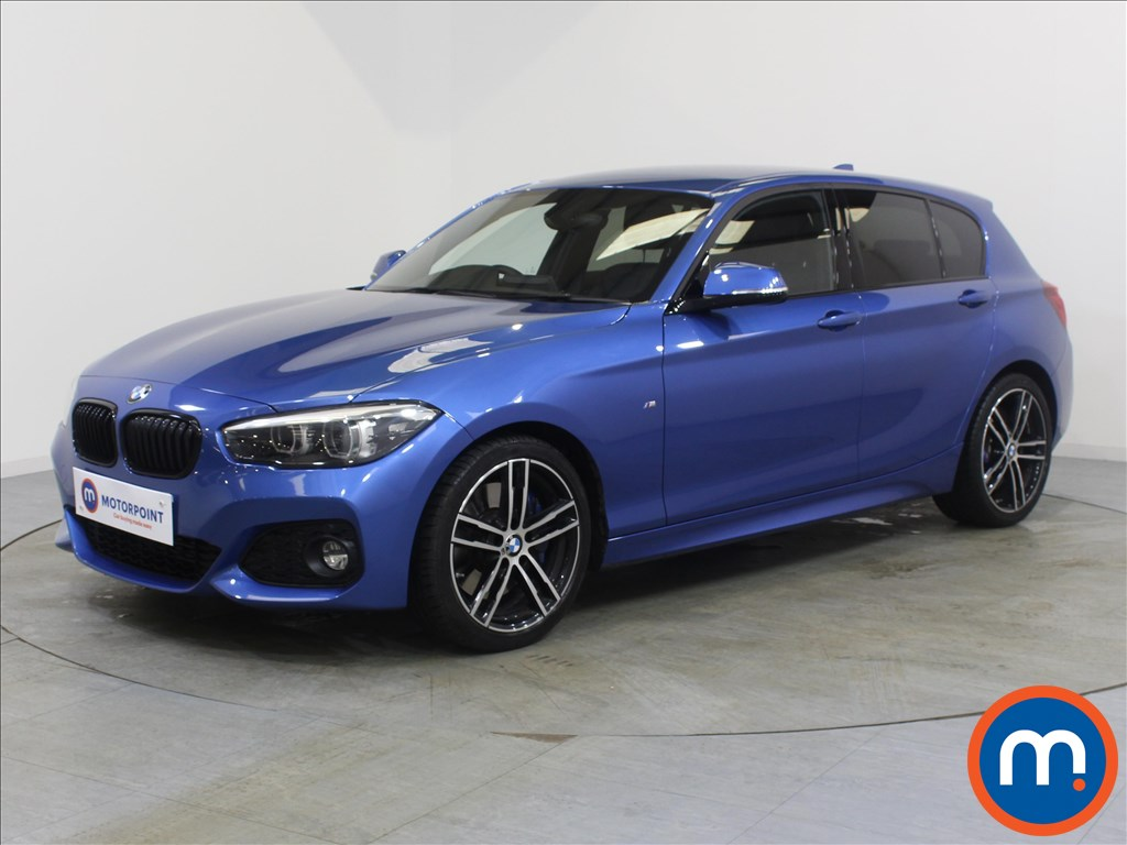 BMW 1 Series M Sport Shadow Edition - Stock Number 1071228 Passenger side front corner