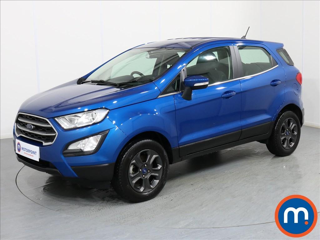 Ford Ecosport Zetec - Stock Number 1071226 Passenger side front corner