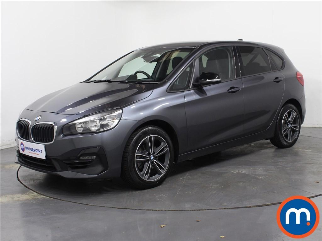 BMW 2 Series Sport - Stock Number 1068838 Passenger side front corner