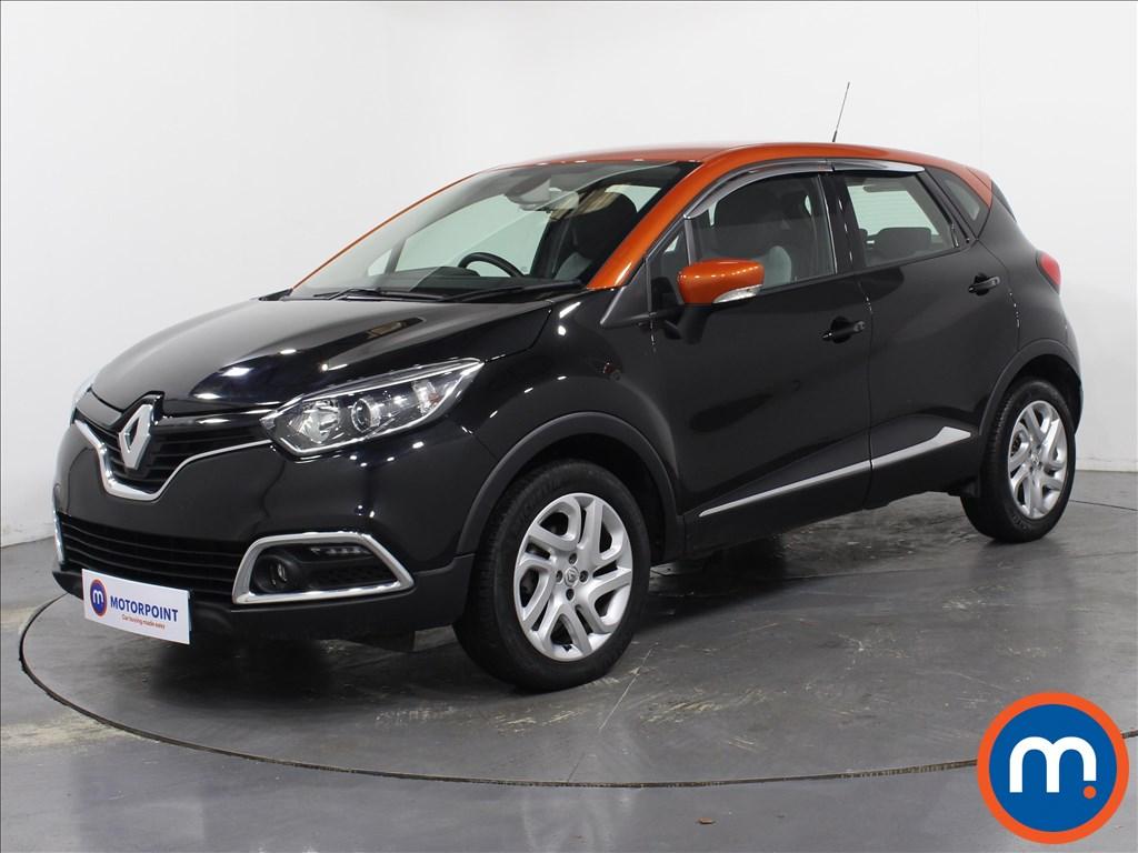 Renault Captur Dynamique Nav - Stock Number 1068961 Passenger side front corner