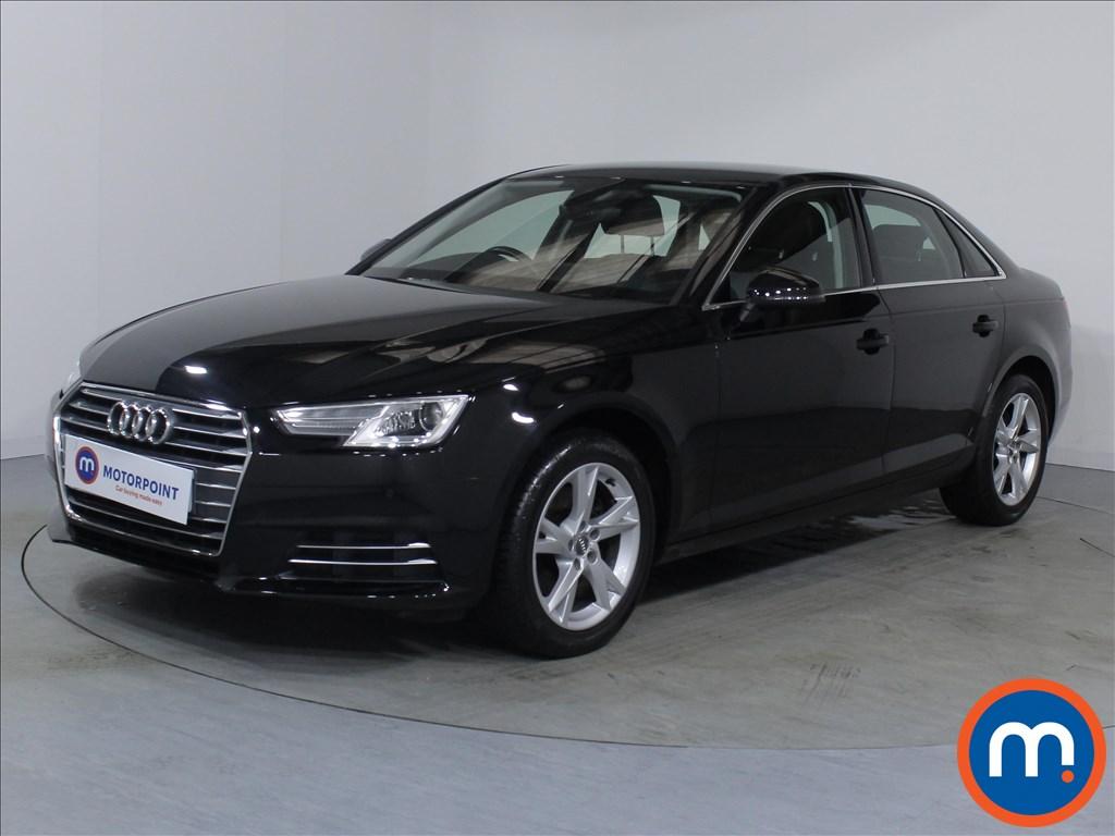 Audi A4 Sport - Stock Number 1071414 Passenger side front corner
