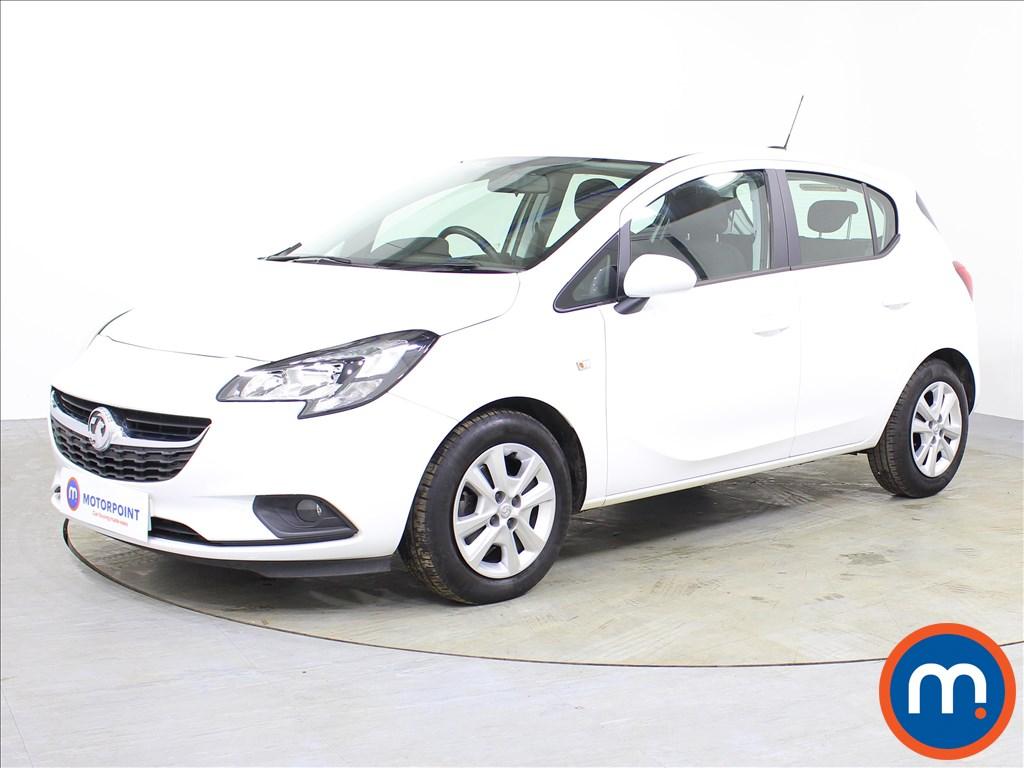 Vauxhall Corsa Design - Stock Number 1069761 Passenger side front corner