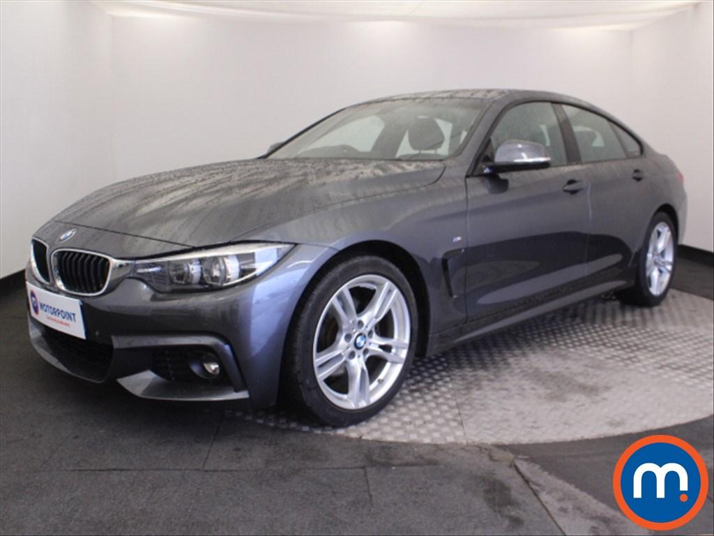 BMW 4 Series M Sport - Stock Number 1069970 Passenger side front corner
