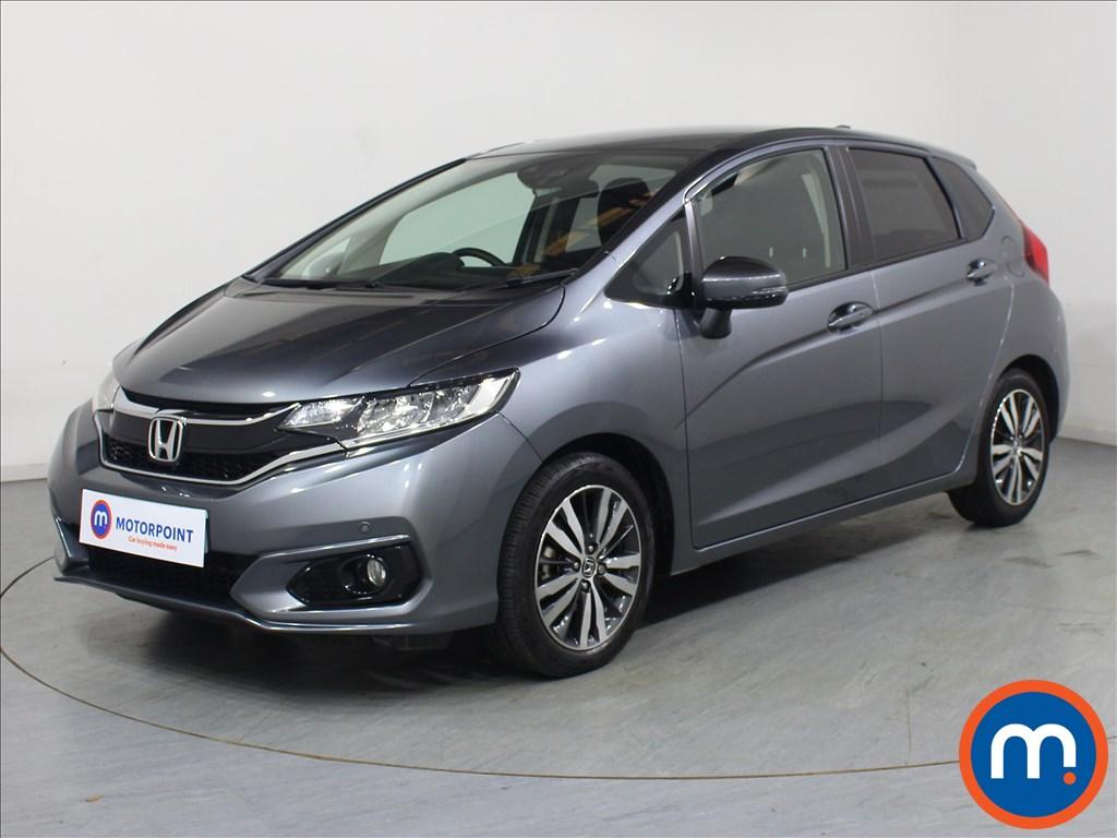 Honda Jazz EX Navi - Stock Number 1064431 Passenger side front corner