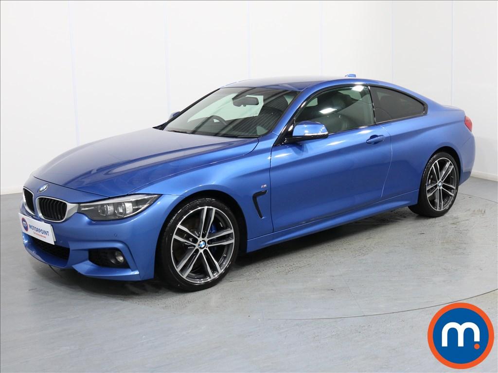 BMW 4 Series M Sport - Stock Number 1069510 Passenger side front corner