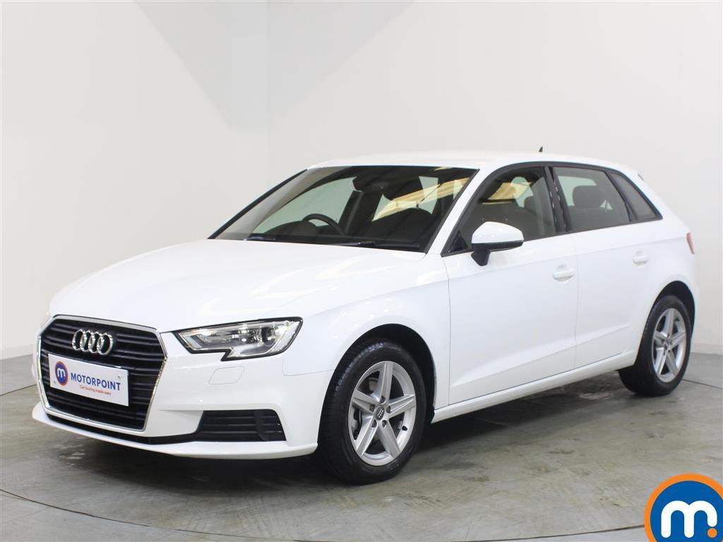 Audi A3 SE Technik - Stock Number 1061795 Passenger side front corner