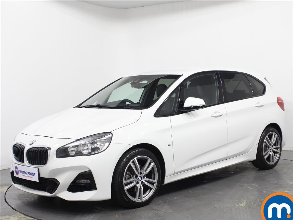 BMW 2 Series M Sport - Stock Number 1064750 Passenger side front corner