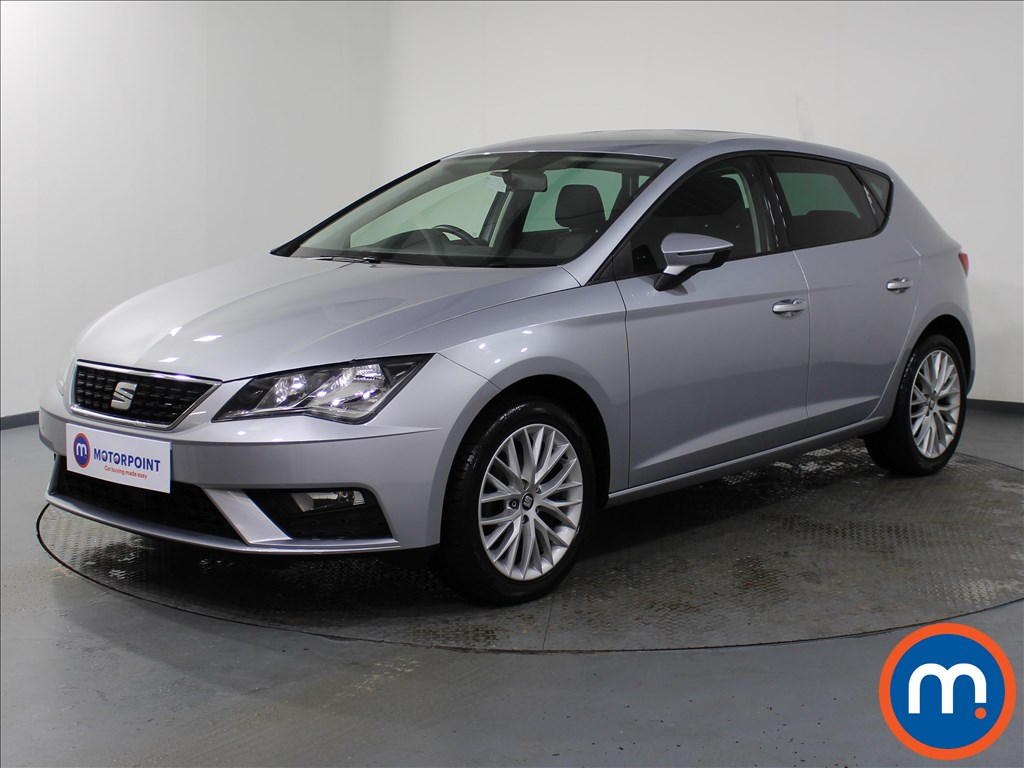 Seat Leon SE Dynamic Technology - Stock Number 1072133 Passenger side front corner