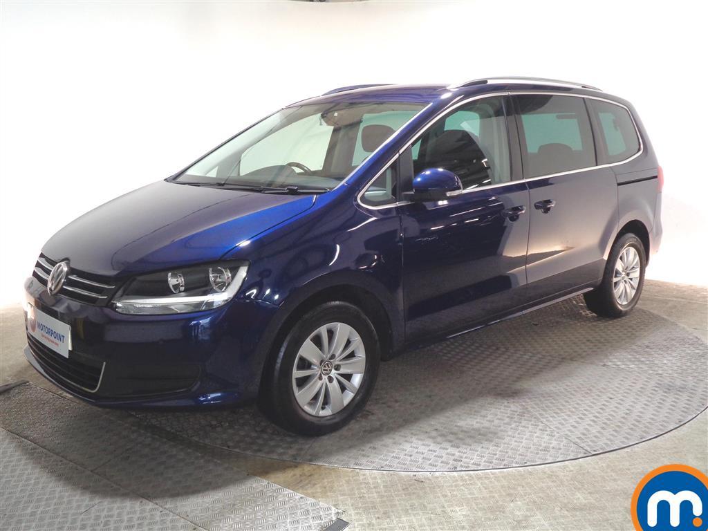 Volkswagen Sharan SE - Stock Number 1069601 Passenger side front corner