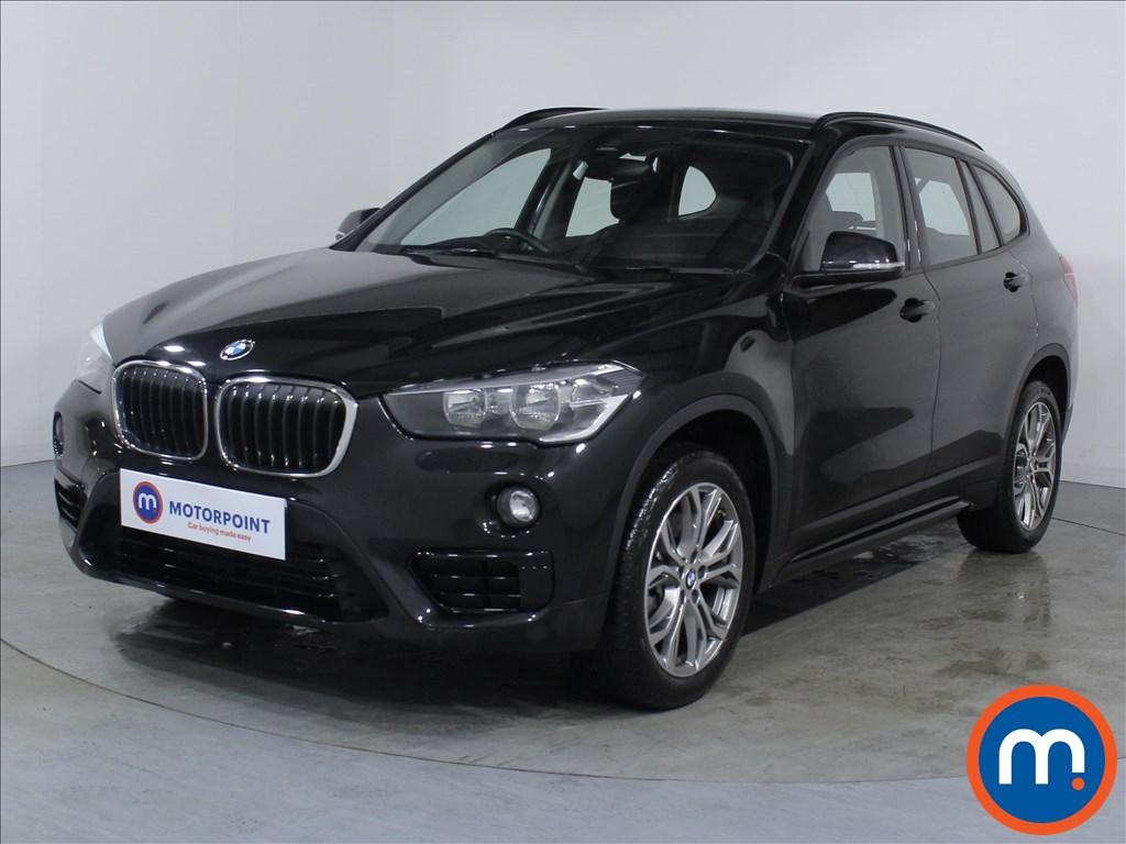 BMW X1 Sport - Stock Number 1071593 Passenger side front corner