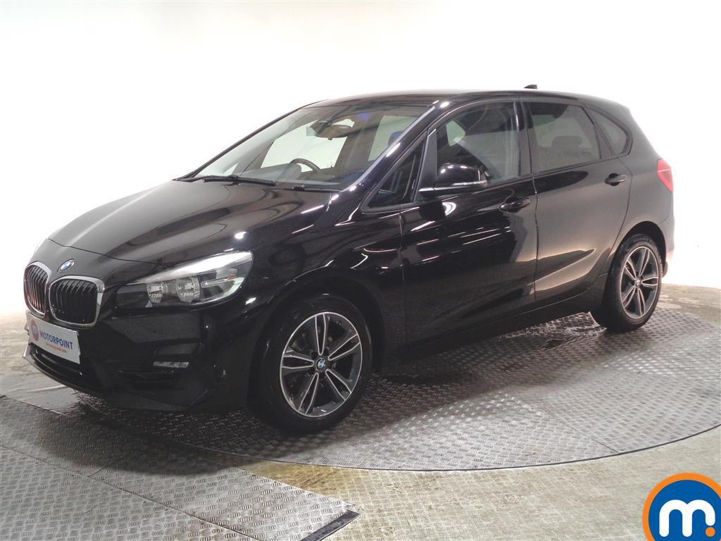 BMW 2 Series Sport - Stock Number 1068830 Passenger side front corner