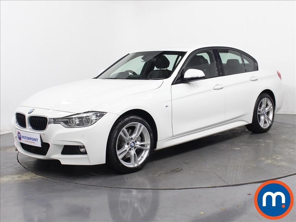 BMW 3 Series M Sport - Stock Number 1069804 Passenger side front corner
