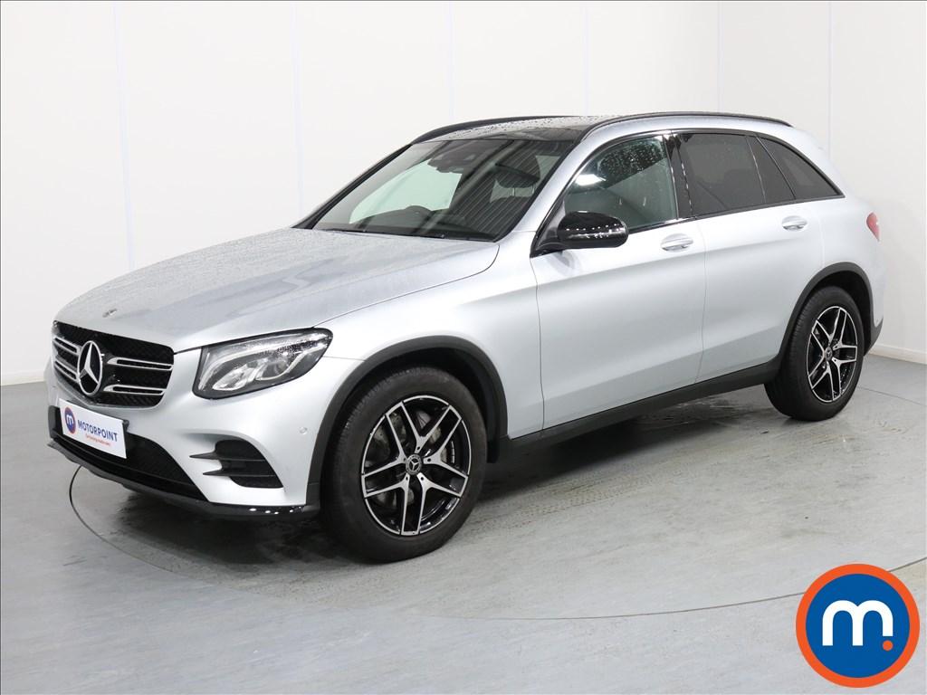 Mercedes-Benz GLC Night Edition - Stock Number 1061458 Passenger side front corner