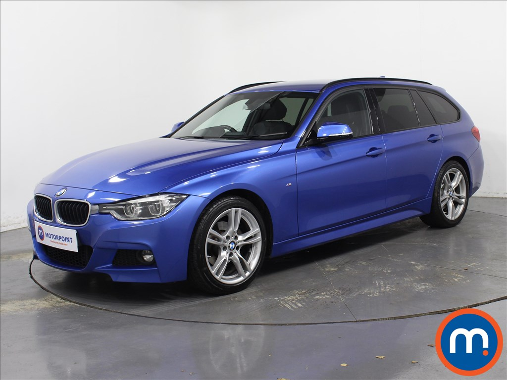 BMW 3 Series M Sport - Stock Number 1069811 Passenger side front corner